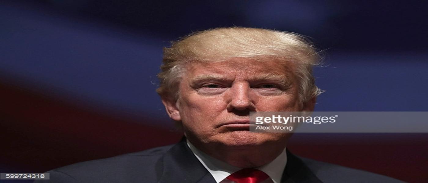 Donald Trump President United States