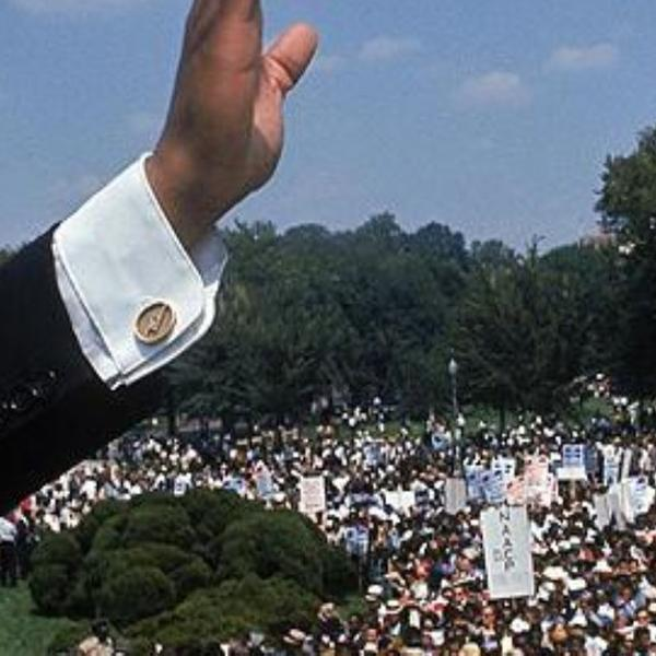 Dr Martin Luther King, Jr.