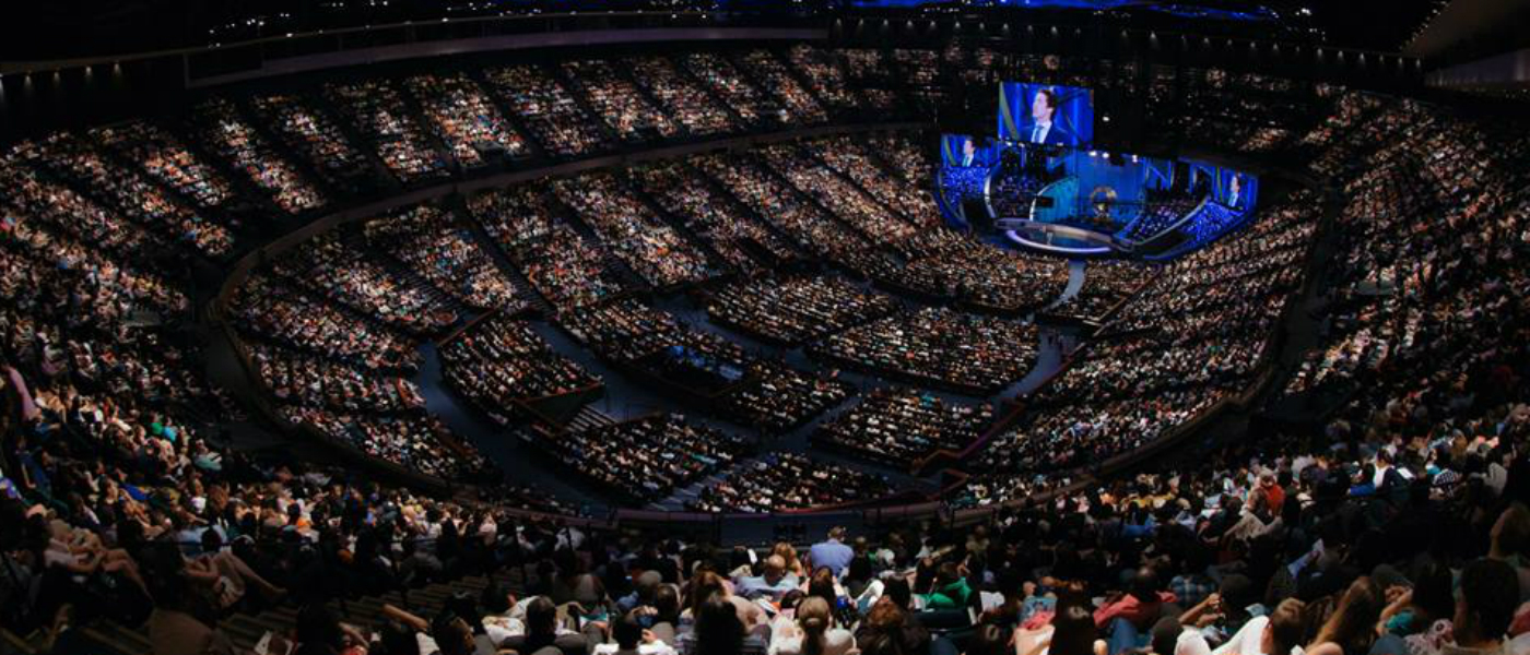 Joel Osteen Lakewood Church Hurricane Harvey