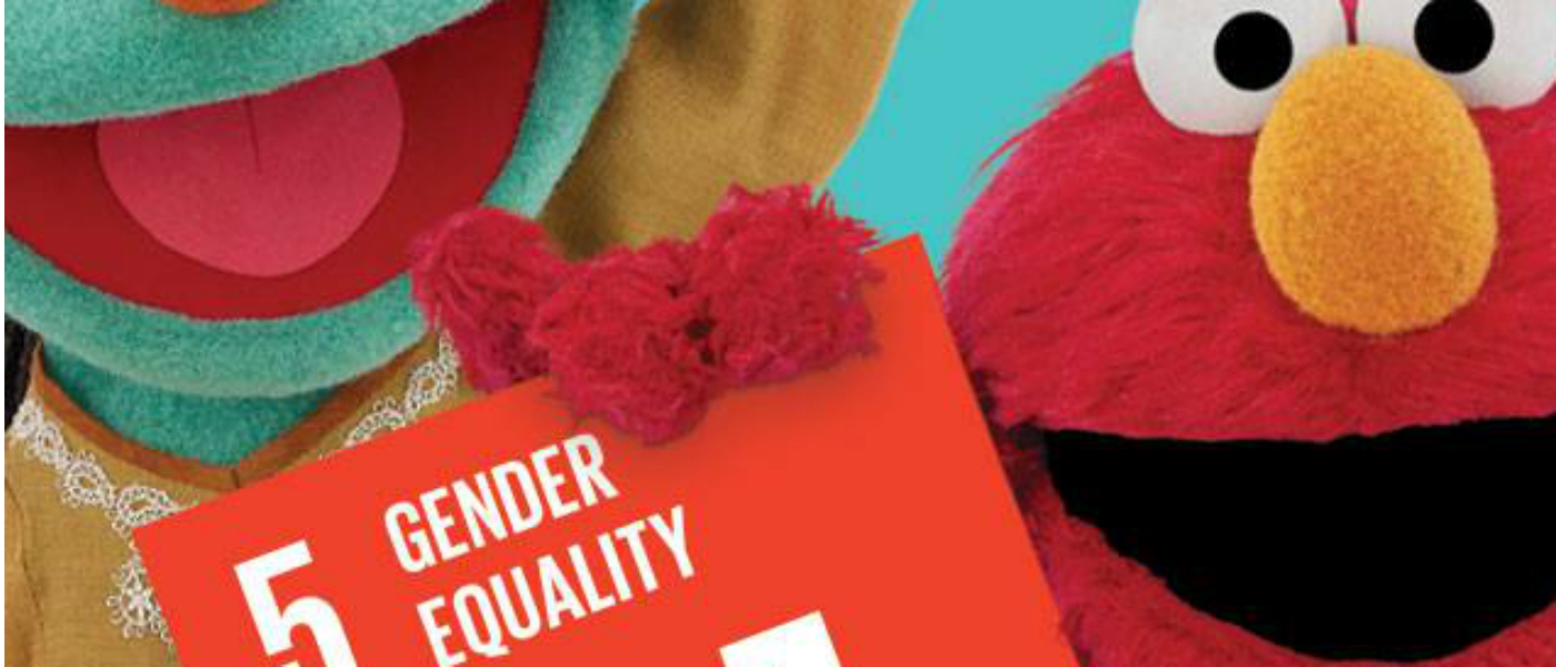 Sesame Street Gender Equality