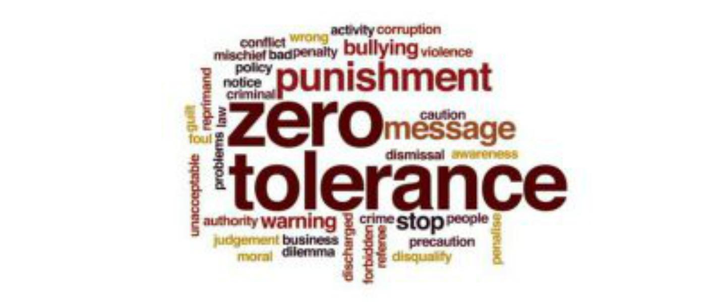 Zero Tolerance Opioid addiction