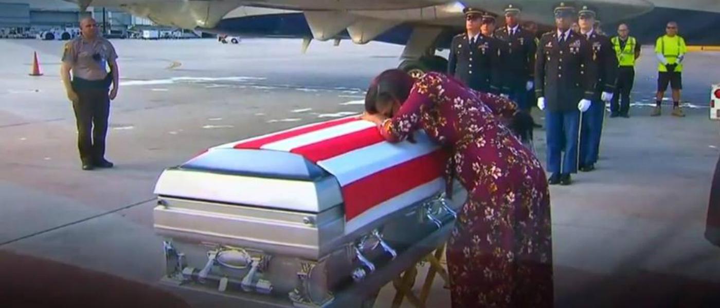 Fallen soldier LaDavid Johnson