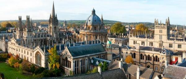 Oxford University Christian ban