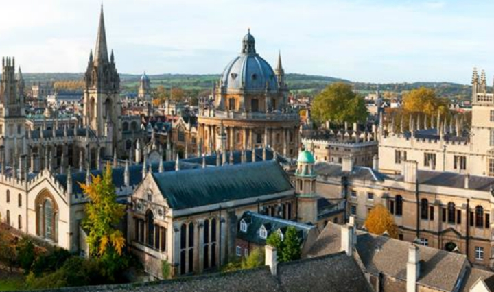 Oxford University Christian ban