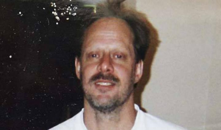 Las Vegas shooter Stephen Paddock