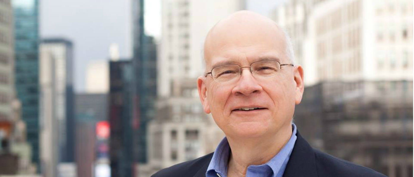 Tim Keller on what Christianity should be