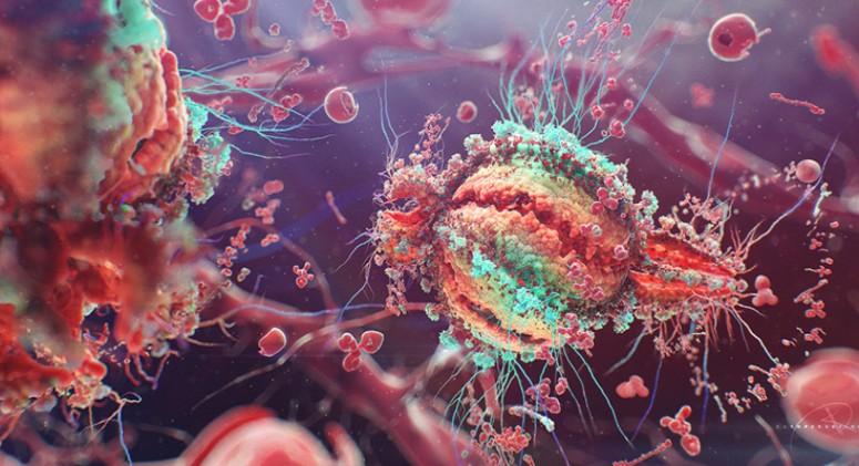 Visual of HIV