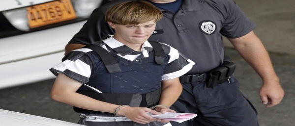 Dylan Roof Has No Remorse For Killing